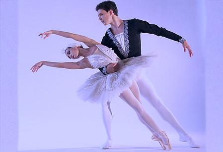 Swan Lake Ballet-Manila