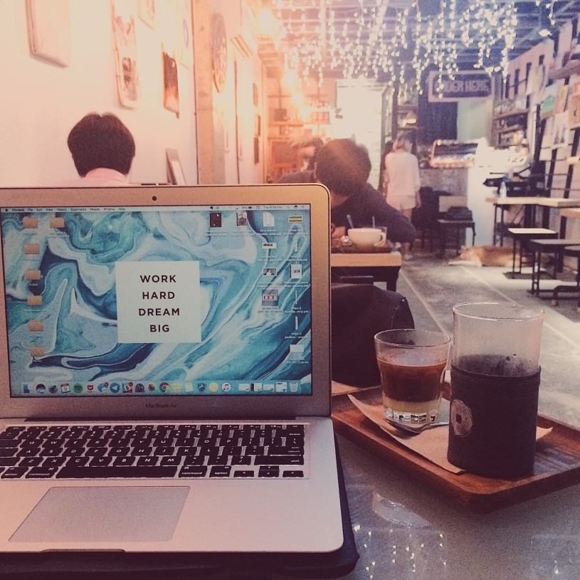 Cafes in Quezon City, Manila Philippines | Negative Space Cafe